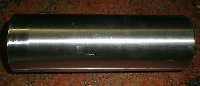 """tube, 1 5/8, 16ga wall, 5"""" long (approximate), stainless steel, 1053"""