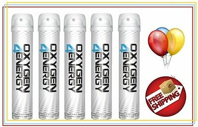 5 Cans of Oxygen4Energy and a Free Wholesale Coupon for future cans included!