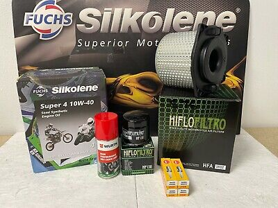 Suzuki Gsx600F Service Kit 90-97  With Free Chain Lube