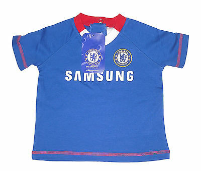 Baby Boys T-Shirt Top Chelsea 6-23 Months
