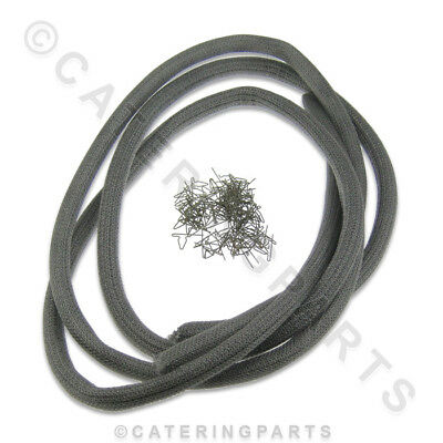 FALCON OVEN DOOR SEAL GASKET DOMINATOR G3101 G3117 RANGE 1.7m 1700mm LONG SET