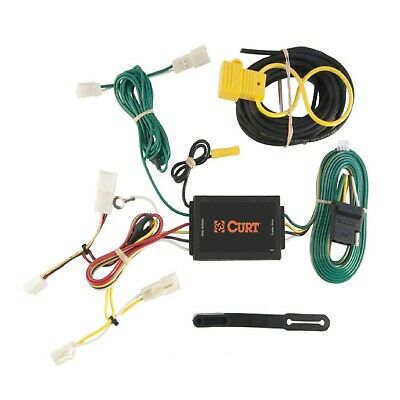 Curt Custom Wiring Harness T-Connector 56106 for Toyota Sienna