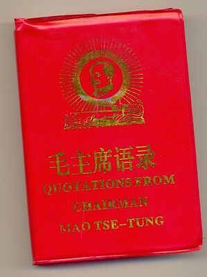 Quotations From Mao Tse-Tung ( The Little Red Book) New version