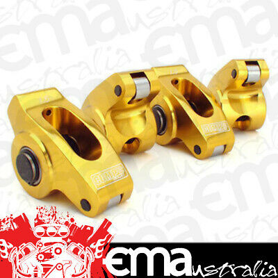 "Comp Cams Ultra Gold Roller Rockers Chev Sb 1.6 Ratio 7/16"" Stud Mnt Co19005-16"