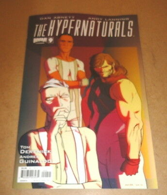 The Hypernaturals # 9 - Cover B (1:10) Variant - Boom Studios