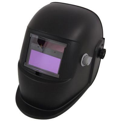 Auto Darkening Welding Helmet / Mask / Visor - Solar Powered