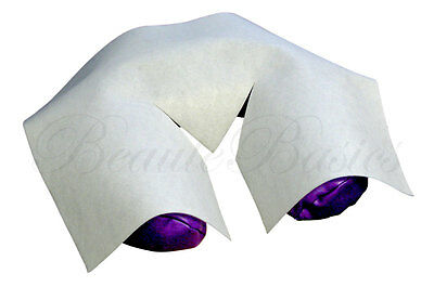 500 16x12 Disposable Massage Table Face Rest Headrest Cover Sheet #BD1211x5