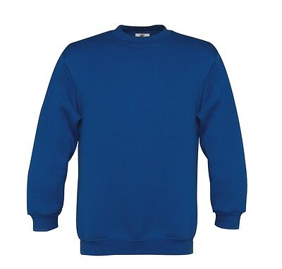 B&C - Sweatshirt 'Set-In Kids' - 6 farben - kinder - NEU