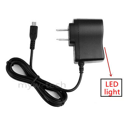 AC Wall Power Charger Adapter For Samsung SGH S959G Behold II/2 SGH-T939 Phone