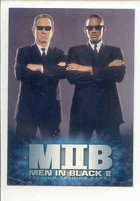 Men In Black 11 Promo card P1 Kay and Jay