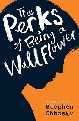 The Perks of Being a Wallflower Ya Edition by Stephen Chbosky Paperback Book (En
