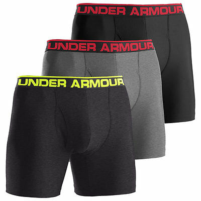 "Under Armour The Original 6"" Mens Boxer Jock Pant"