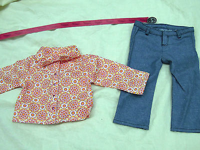 New American Girl - NEW ITEM  - Saige Parade Outfit ~~ Girl of Year 2013