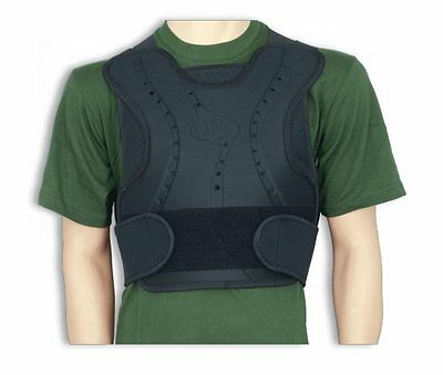 CHALECO vest FORCE AIRSOFT PAINTBALL CIERRE VELCRO 34398  M2