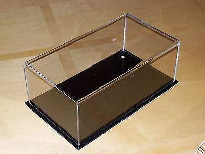acrylic perspex display case  corgi/model car/collector