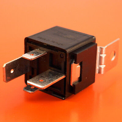 Automotive Relay 12V 70Amp 4 Pin Normally Open - Bracket - Genuine Tyco/TE Part