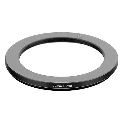 72-46mm Step-Down SLR Lens Metal Adapter Ring