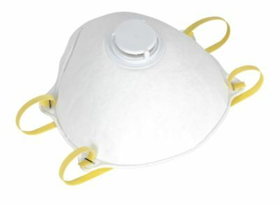Sealey SSP58 Disposable Dust Mask FFP2S - Pack of 10