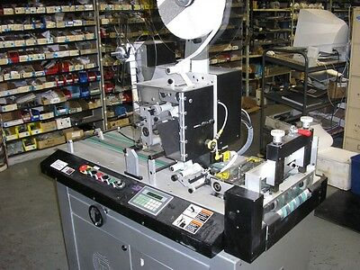 kirk-rudy Tabber / Wafer Sealing Machine