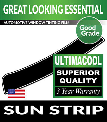 99/% UV SUPERIOR QUALITY PRECUT WINDOW TINT FOR HONDA CIVIC 3DR HATCHBACK 96-98