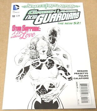 Green Lantern:new Guardians # 18 - Cover B (1:25) Variant - Dc Relaunch (New 52)
