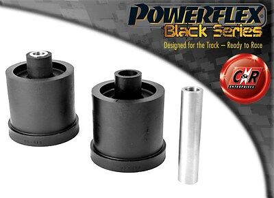 Skoda Fabia 5J (08 on) Powerflex Black Rear Axle Bushes 72.5mm PFR85-415BLK