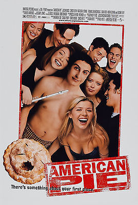 """AMERICAN PIE"" .... Classic Teen Comedy Movie Poster A1 A2 A3 A4Sizes"