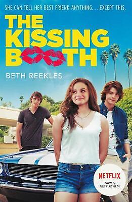 The Kissing Booth by Beth Reekles (English) Paperback Book Free Shipping!