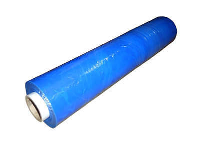 1 2 3 6 12 18 24 x BLUE STRONG INDUSTRIAL PALLET STRETCH WRAP 400mm CLING