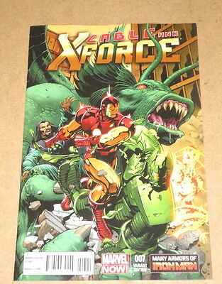 Cable And X-Force # 7 - Cover C (1:20) Variant - Marvel Comics