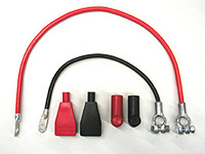 Rennline All All Battery Cable Kit For Kill Switch Installation Sae Ter.