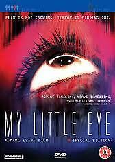 Ex Rental My Little Eye Dvd Horror Kris Lemche Sean Cw Johnson Reg 4 Guaranteed