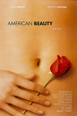 """AMERICAN BEAUTY"".Kevin Spacey Annette Bening Classic Movie Poster A1A2A3A4Sizes"