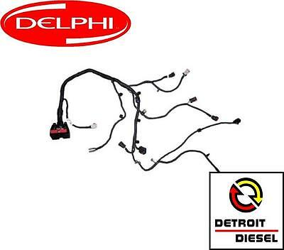 OEM Delphi Detroit Diesel Engine Wire Harness Series 60 Trucks 23534835