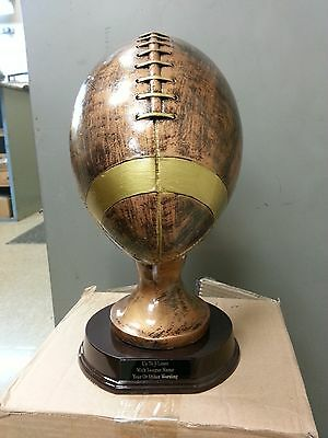 Large Fantasy Football Trophy-  Engraved FREE