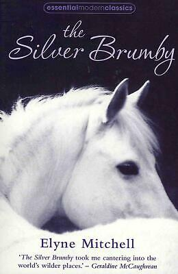 Silver Brumby by Elyne Mitchell (English) Paperback Book Free Shipping!