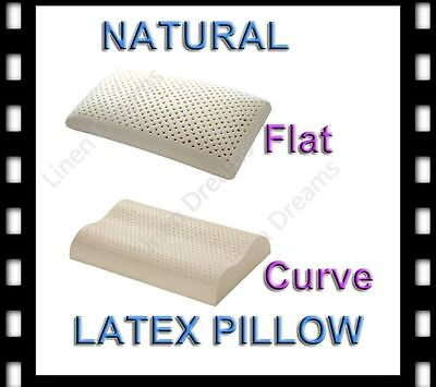 Altern to Feather/Down/Latex/Memory-100% NATURAL TALALAY LATEX PILLOW
