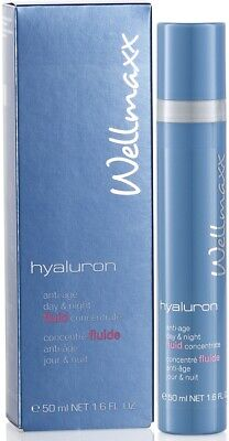 """Wellmaxx Hyaluron Fluid Concentrate """"Day & Night"""" 50 ml, 5500121"""