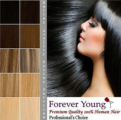 Premium Clip-in Human Hair Extensions Many Colours & Many Lengths