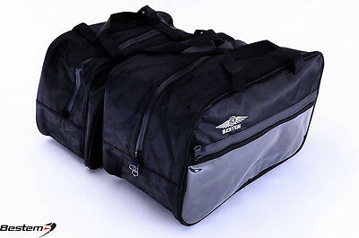 Can-Am Spyder RT Saddlebag Sideliners Case Side Liners