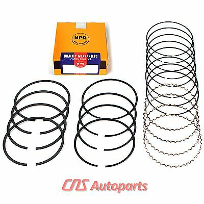 Npr Piston Ring Kit 90 05 Fits Mazda Mercury Ford Kia 1 8l Dohc Bp