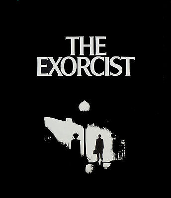 """""""THE EXORCIST"""" ..Linda Blair ..Classic 1973 Horror Movie Poster A1A2A3A4Sizes"""