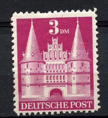 Germany Allied Occ. 1948 SG#A134a 3DM Holstentor Lubeck MH P11 Type V #A37090