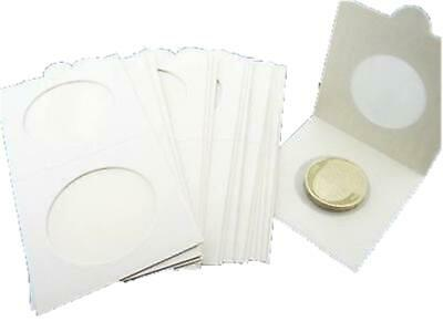 Lighthouse Self Adhesive Coin Holders 2X2 Flips Quantity 10 25 50 100 All Sizes