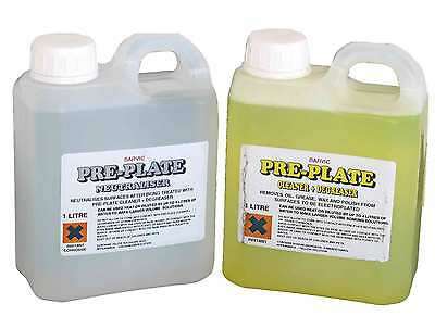PrePlate Preparation Surface Cleaner & Degreaser Restore Vehicle Product Quality