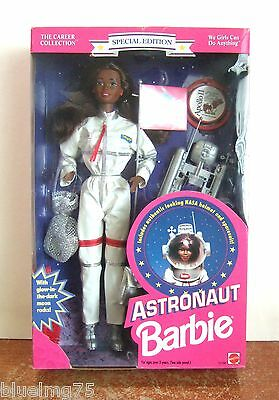 astronaut african american barbie dolls - photo #12