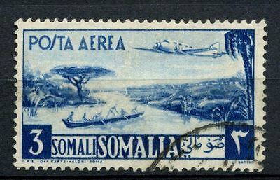 Somalia 1950-1 SG#252, 3s Air Used #A68725