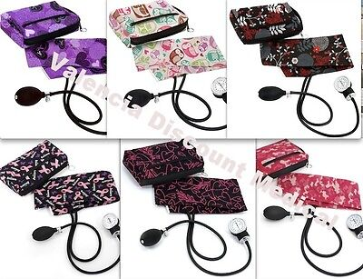 Prestige Medical Aneroid Sphygmomanometer with Case *26 PRINTS* BP cuff & case