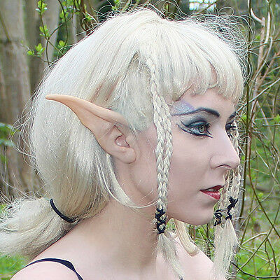 Fairy Ear Latex Prosthetics for fancydress, LRP, LARP