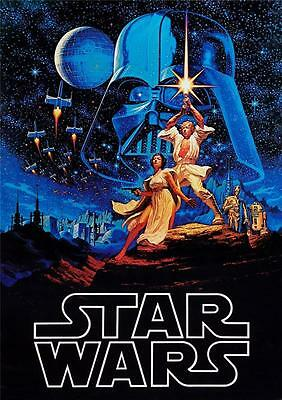 Star Wars 9 A3 Promo Poster T624